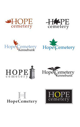 Hope Cemetery Process.